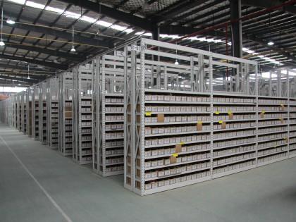 轻型组合货架系统