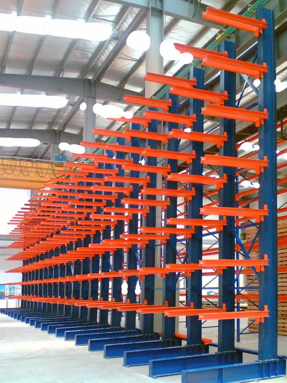 上海卡特彼勒悬臂式货架