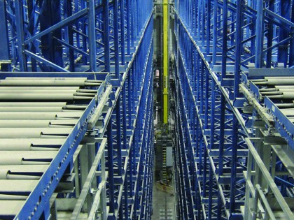 Automated Storage and Retrieval System ( AS/RS)
