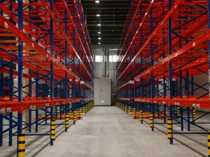 【案例分享】为知名品牌汽车售后中心库打造高效仓储解决方案